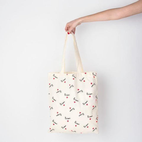 Tote Bag Bisou - Mathilde Cabanas
