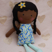 African American Charlotte Doll - One of a Kind
