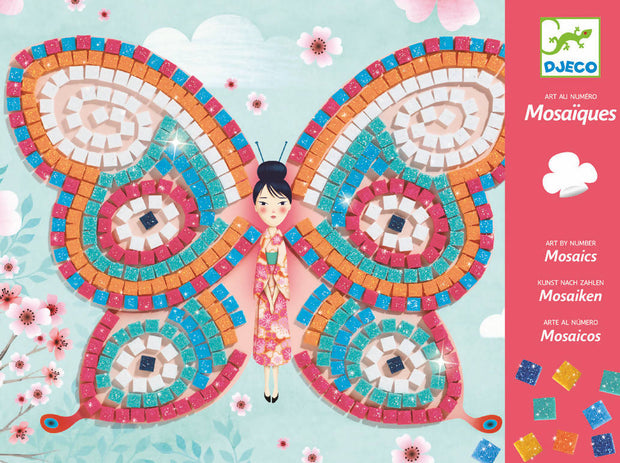 Butterfly mosaic - Djeco