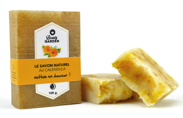 Natural Calendula Soap - Body