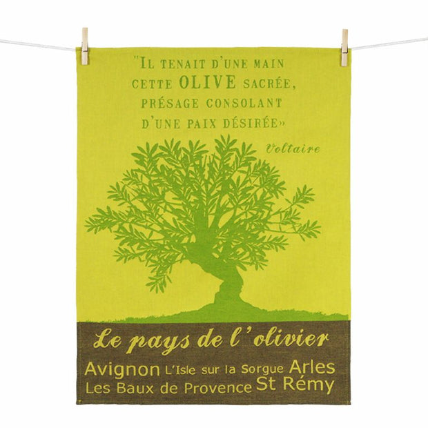 Kitchen Towel – Le pays de l'Olivier