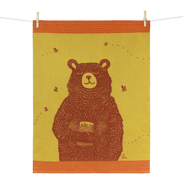 Kitchen Towel – Miel