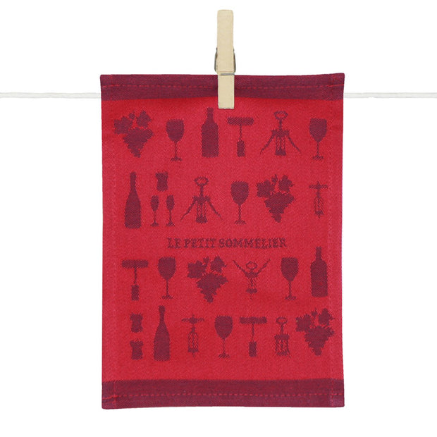 Kitchen Towel – Le petit sommelier