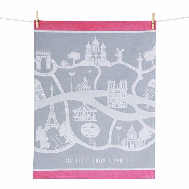 Kitchen Towel – Petit tour à Paris
