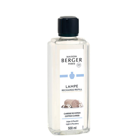 Cotton Caress Home Fragrance for Lampe Berger