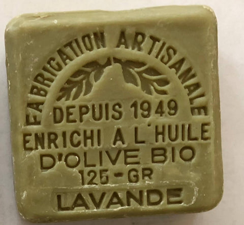 2 Square Soaps of Marseille - Le Serail