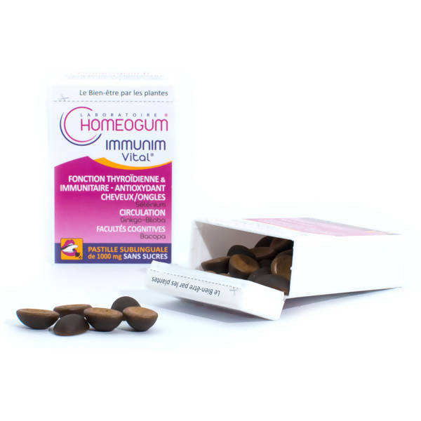 IMMUNIM VITAL - Sublingual Plant-Based Supplement