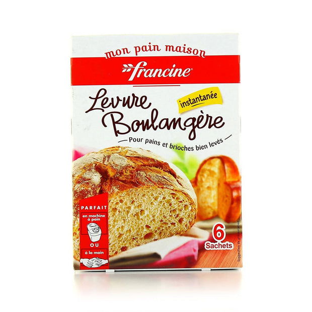 Francine Levure Boulangere - Instant dry yeast