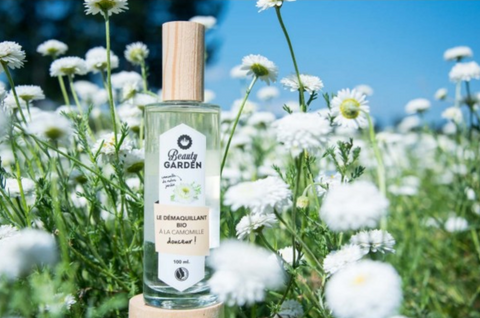 Organic Chamomile Make Up Remover