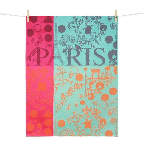 Kitchen Towel – Paris Eiffel Tower