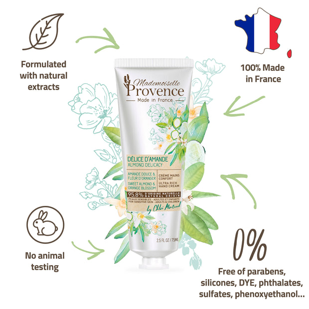 Body scrub by  Mademoiselle Provence
