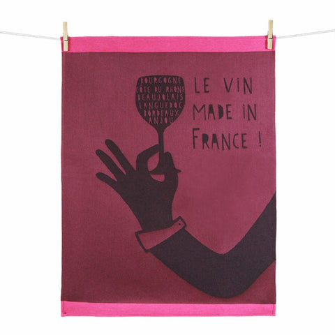 Kitchen Towel – Vin Made in France