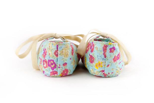 Little Liberty booties by Calisson Little Royals