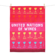 Kitchen Towel – United States of Wine