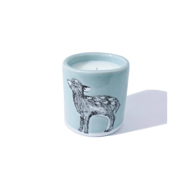 Candle Bergamot, Fawn - Merci Bisous