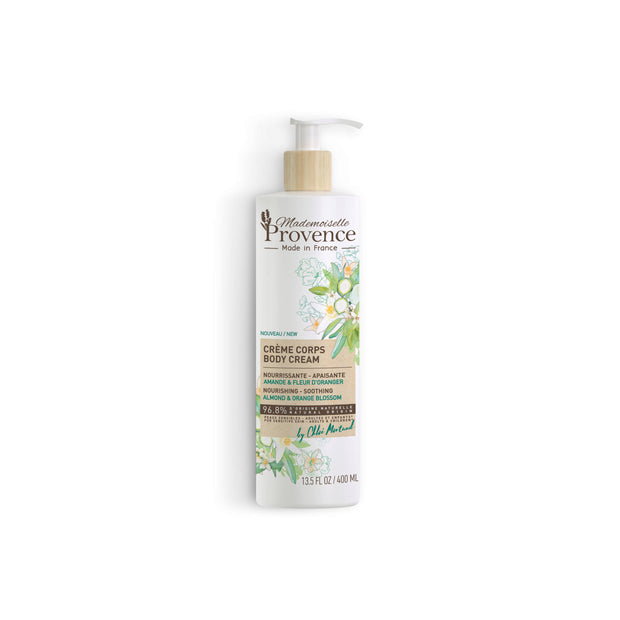 Body lotion - Mademoiselle Provence