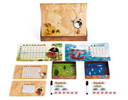 JANOD - Pirates Battleship Strategy Game - 2 grids for two-level game