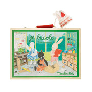 Moulin Roty Wooden Tool Set