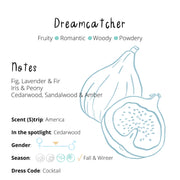 Perfume - Dreamcatcher : Fig / Cedarwood