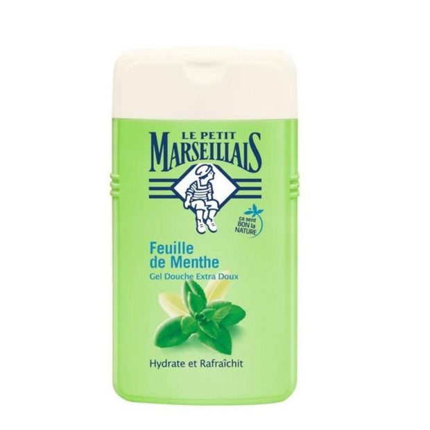 Le petit Marseillais Shower gel - Mint leave