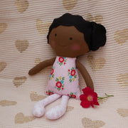 African American Rosa Doll - One of a Kind