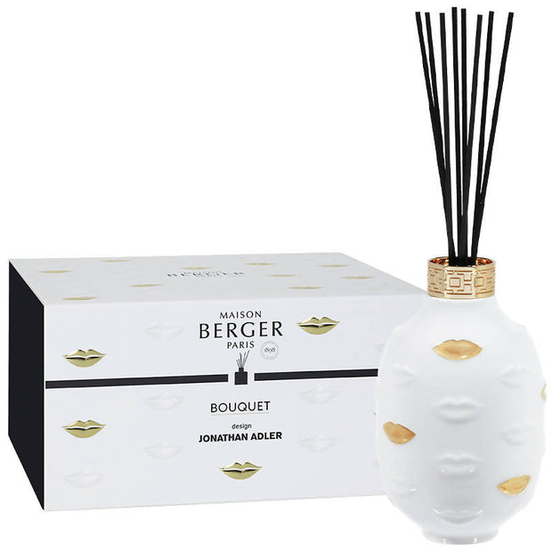 Jonathan Adler Muse Imperial Green Tea Scented Reed Diffuser 400ml