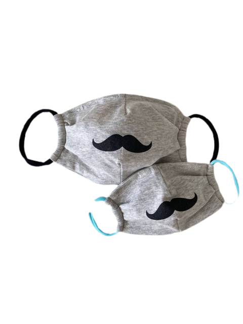 Face Mask Mustache Adult & kids