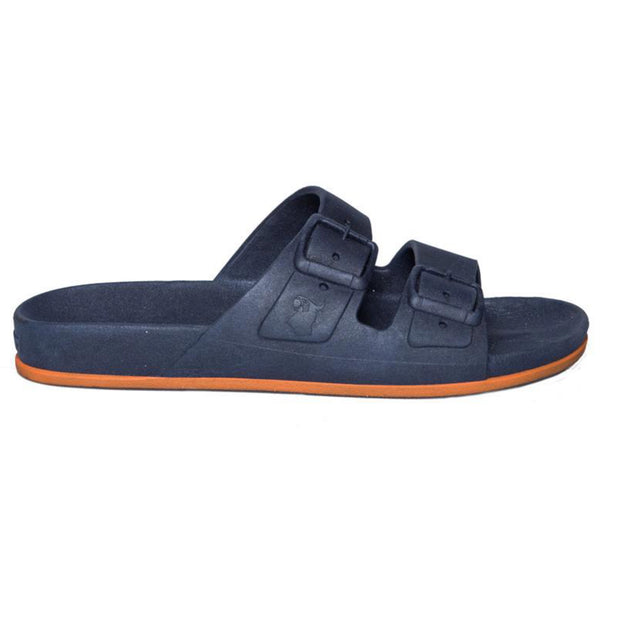 Sandals Brasilia Navy/Orange - Men