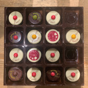 Holidays Chocolates box - Le Pompon