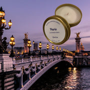 Mini Natural Candle - Paris
