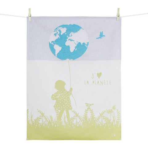 Kitchen Towel – J'aime la planete