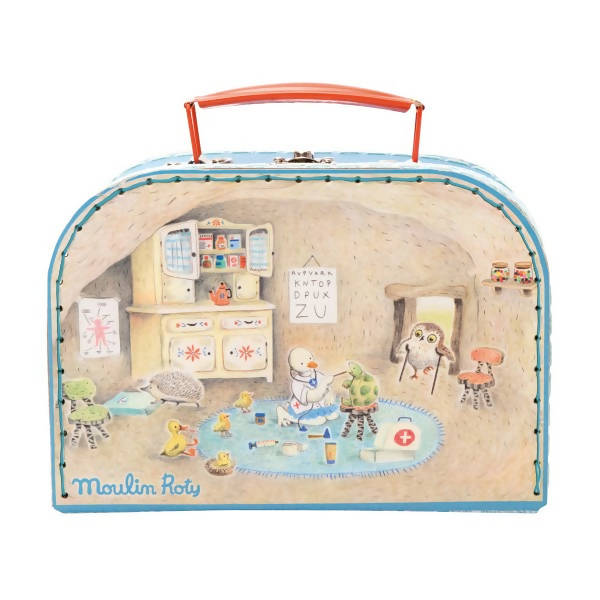 Moulin Roty Doctor Valise Set