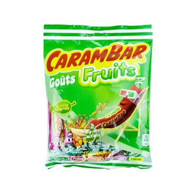Carambar multi fruits