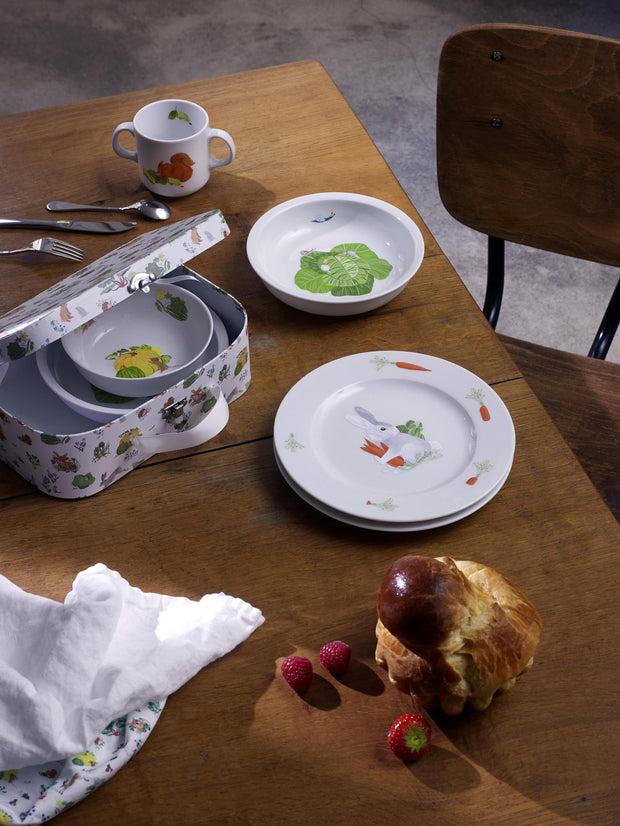 DEGRENNE for KIDS - The friends of the Garden - Flatware Set