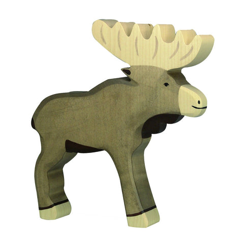 Wooden Forest Animals