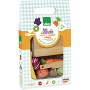 Fruits and Vegetable Set - Vilac