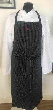 """French Hen"" CEYLANY Bib Apron - Special Limited Edition"