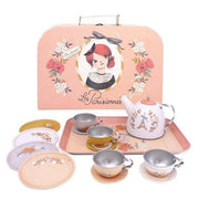 Parisian Tin Tea Set - Moulin Roty