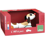 Vilac the Dog Pull Toy