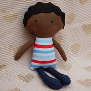 African American Ben Boy Doll - One of a Kind