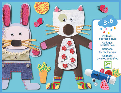 Collages for little ones - Djeco