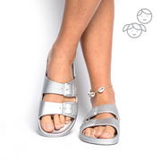 Sandals Baleia Silver - Kids