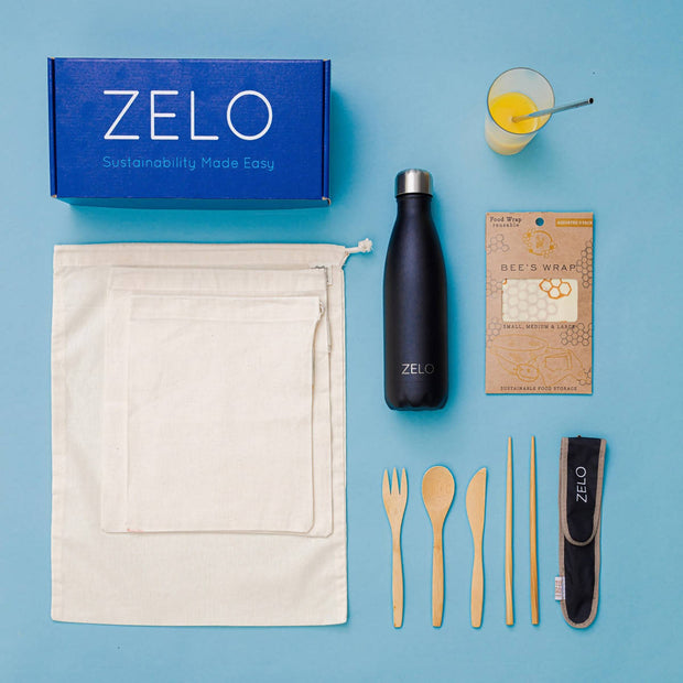 Zero Waste Starter Kit - ZELO