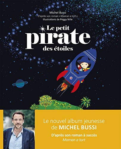 Le petit pirate des étoiles - Editions Langue au chat