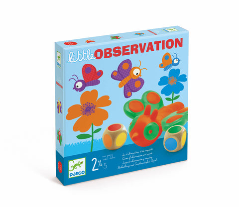 Little observation game- Djeco