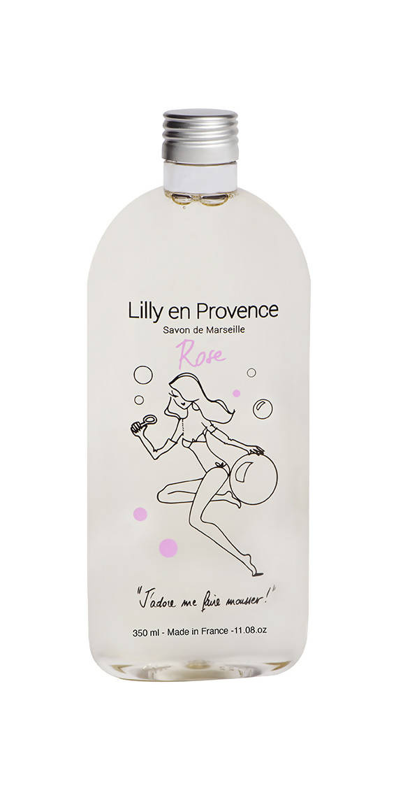 Liquid soap of Marseille - Lilly en Provence