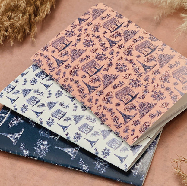 Toile De Jouy Paris Monuments Journal