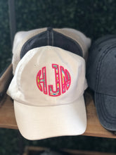 Load image into Gallery viewer, Monogrammed Hats
