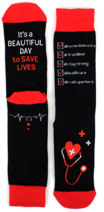 Grey's Anatomy Socks