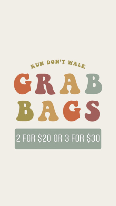 GRAB BAGS - 2 for $20.00 - Simply Lynn's Boutique